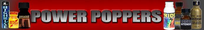 TOP POWER POPPERS BEIM TIGERVERSAND EMPFEHLUNG